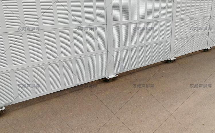 北京石景山第九中学声屏障案例